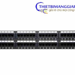 Patch panel Cat5e chính hãng LS 48 Port