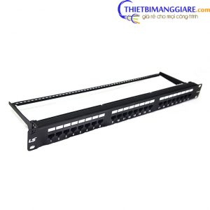 Patch Panel LS 24 Port Cat6 -1