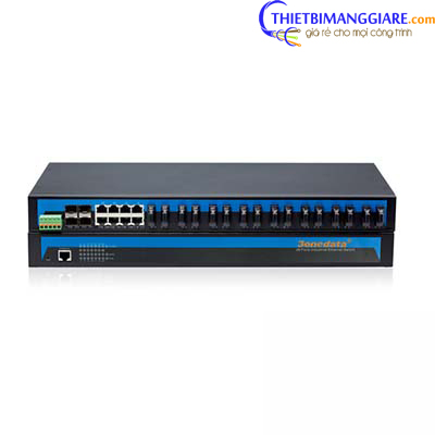 Switch công nghiệp IES5028-4GS-16F 3Onedata
