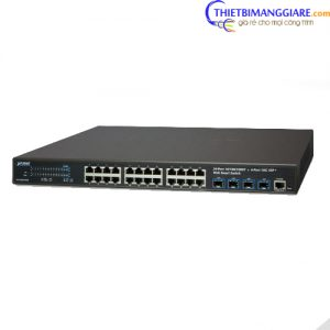 Switch chia mạng PLANET Gigabit GS-2240-24T4X